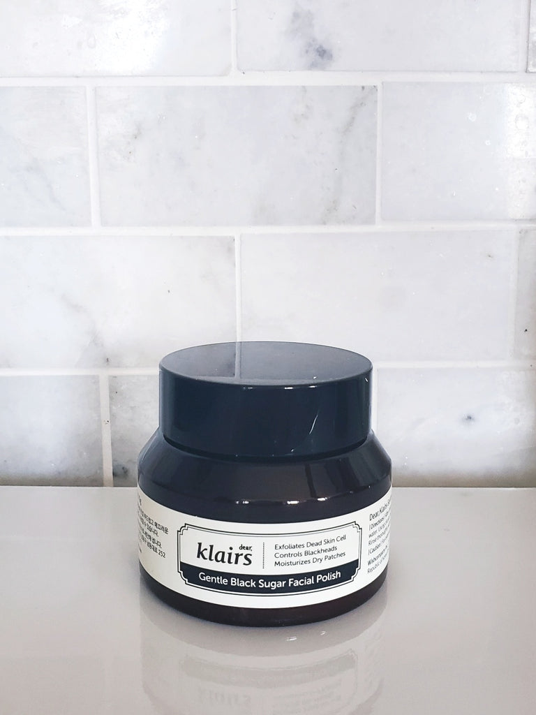 Klairs | Gentle Black Sugar Facial Polish
