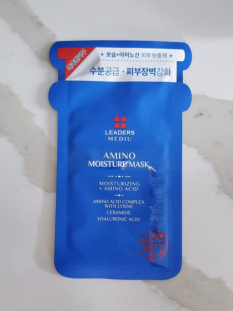Leaders Amino Moisture Mask