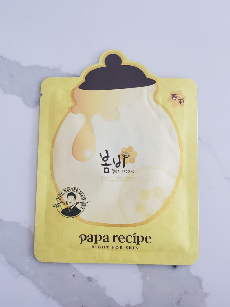 Papa Recipe Bombee Honey Mask