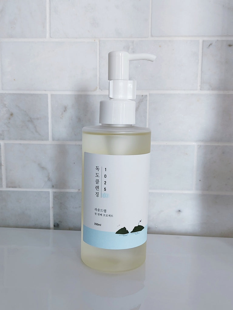Round Lab Dokdo Cleansing Oil