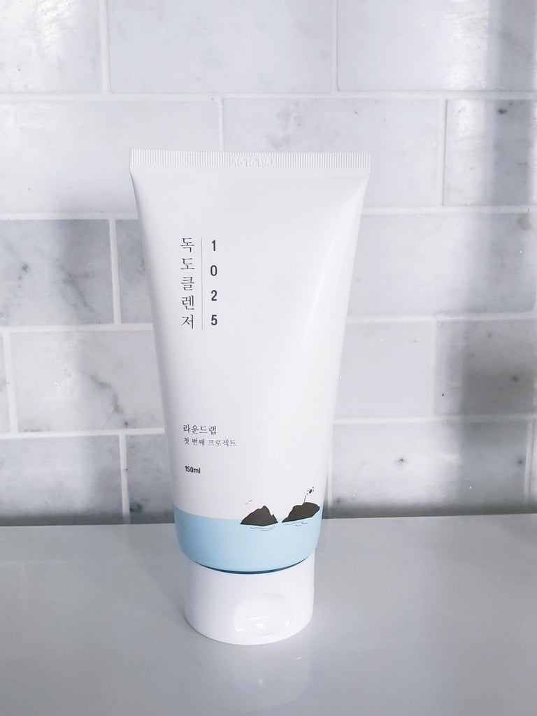 Round Lab Dokdo Cleanser