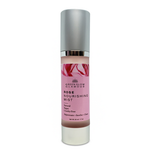 Rose + Hyaluronic Acid Nourishing Mist