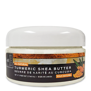 Brightening & Revitalizing Turmeric Shea Butter
