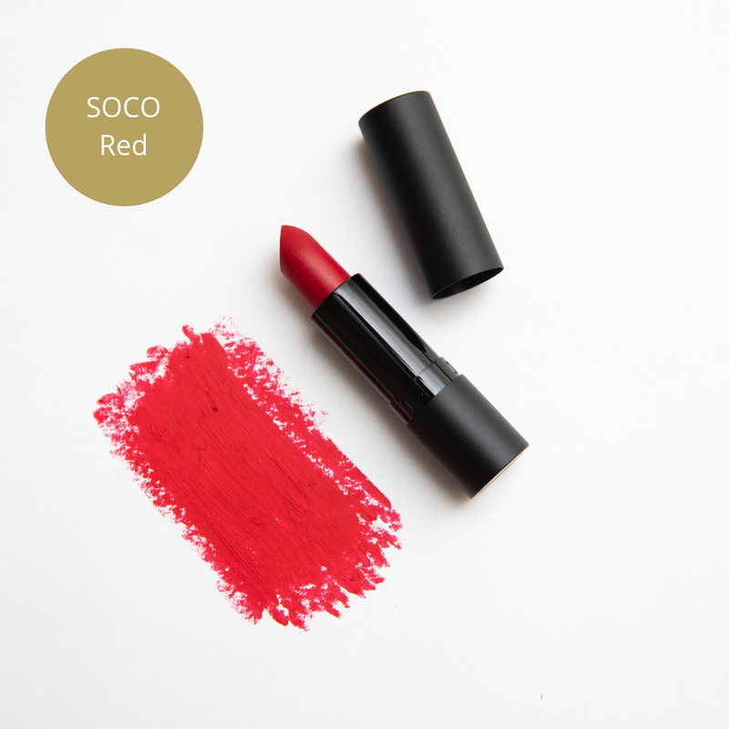 SoCo Red Lipstick