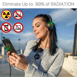 Anti Radiation Protection Sticker EMF Protector Quantum Shield