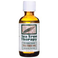15% Water Soluble Tea Tree Oil 2OZ