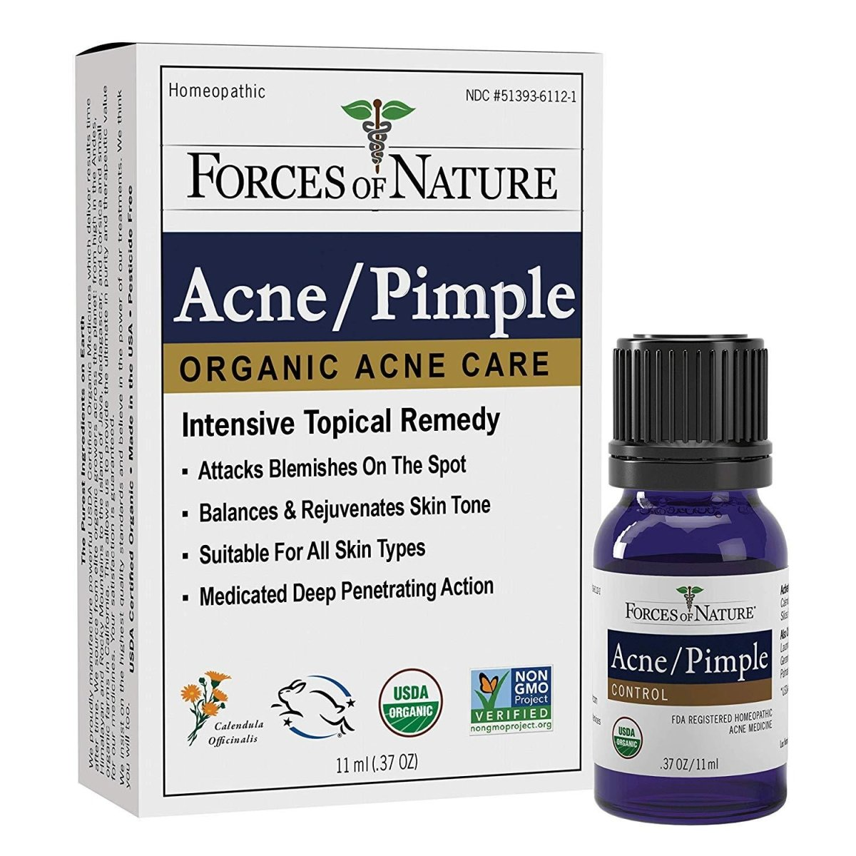 4 ml Acne Pimple Control Roll-On