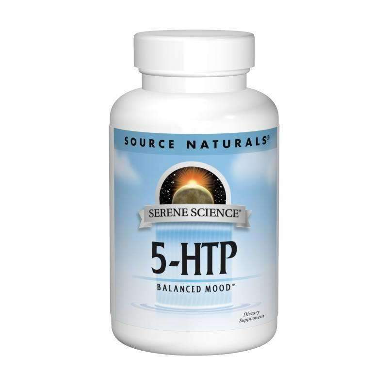 5- HTP Balanced Mood 60 MG 30 Cap