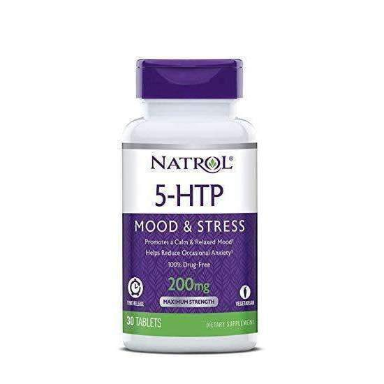 5- HTP Mood & Stress 200 MG 30 T