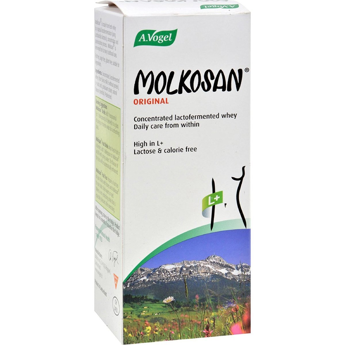 A. Vogel - Molkosan Liquid - 6.8 Oz