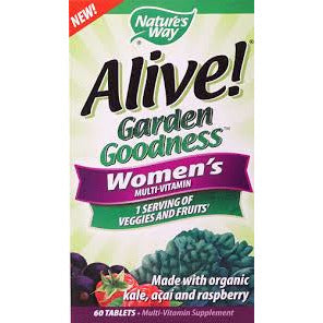 Alive! Garden Goodness Women's 60 caps