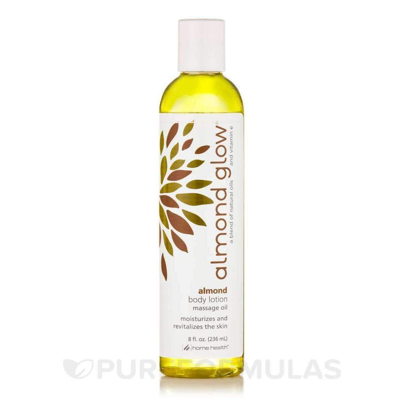 Almond Glow - Body Lotion - 8 Oz