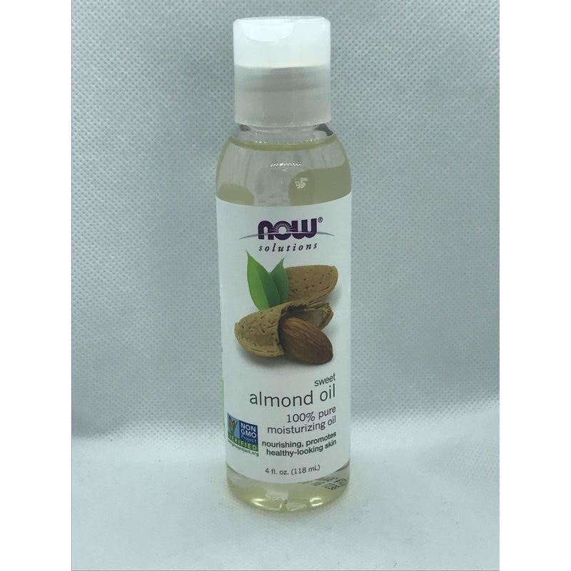 Almond Moisturizing Oil 100% Pure 4 Oz