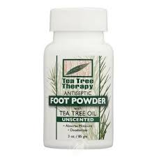 Antiseptic Foot Powder Unscented