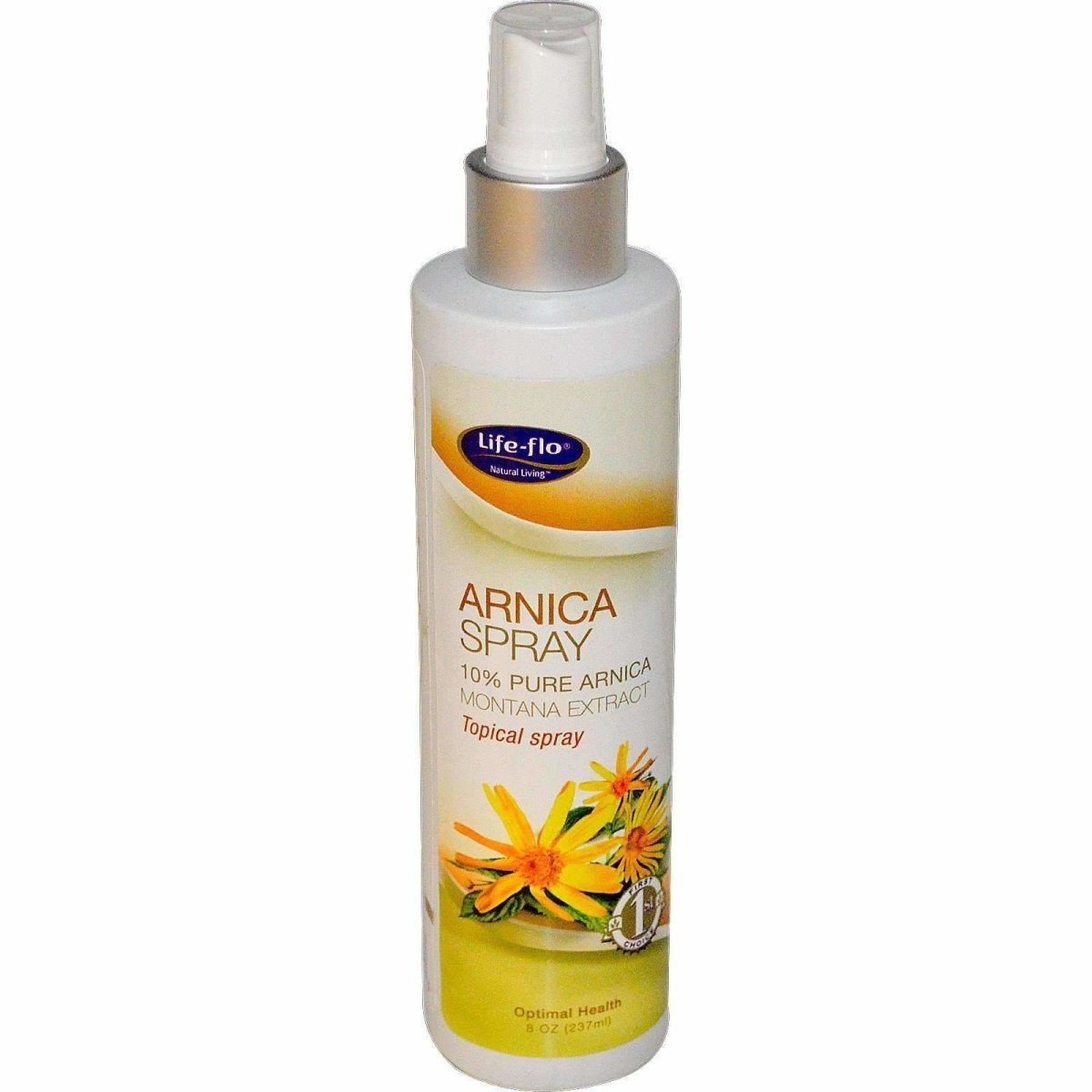 Arnica Spray 100% Pure Arnica 8 Oz