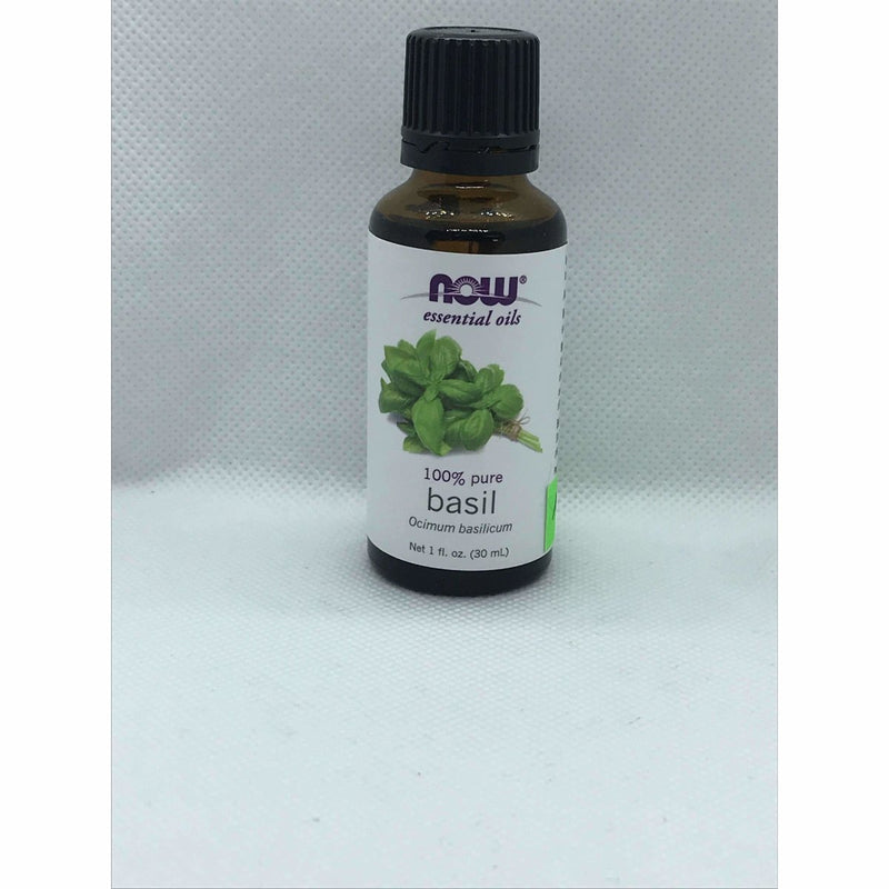 Basil Oil 100% Pure 1 Oz