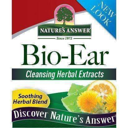 Bio-Ear Clansing Herbal Extracts 0.5oz