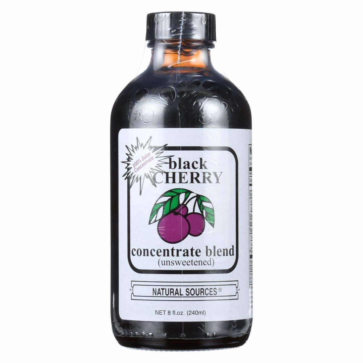 Black Cherry Concentrated Blend 8 Oz