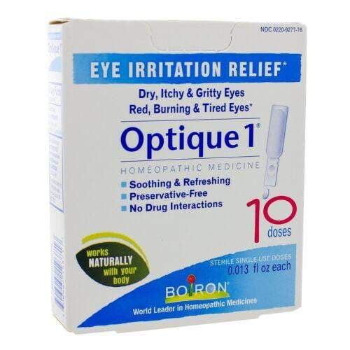 Boiron - Optique 1 Eye Drops 10 Dosis
