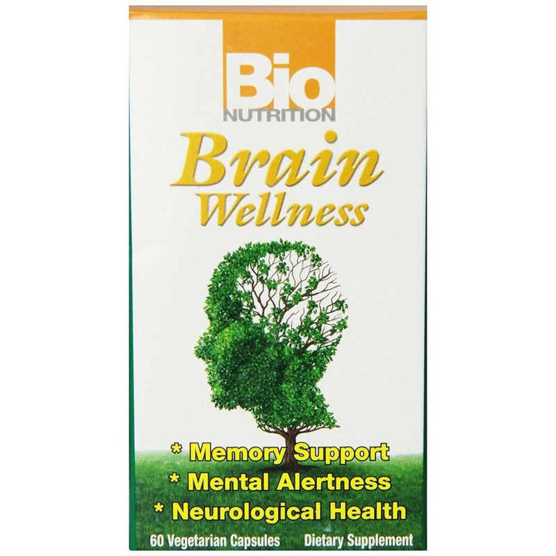 Brain Wellness - 60 Vegetarian Capsules