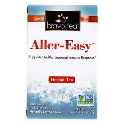 Bravo Teas And Herbs – Tea – Aller-Easy – 20 Bag