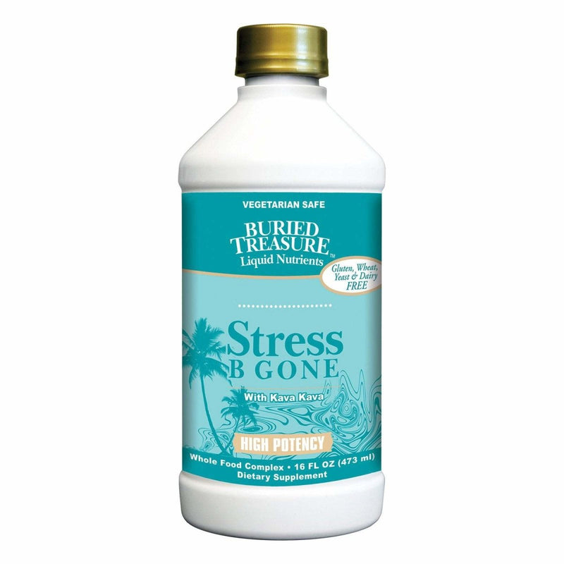 Buried Treasure Stress B Gone Liquid - 16 Ounce