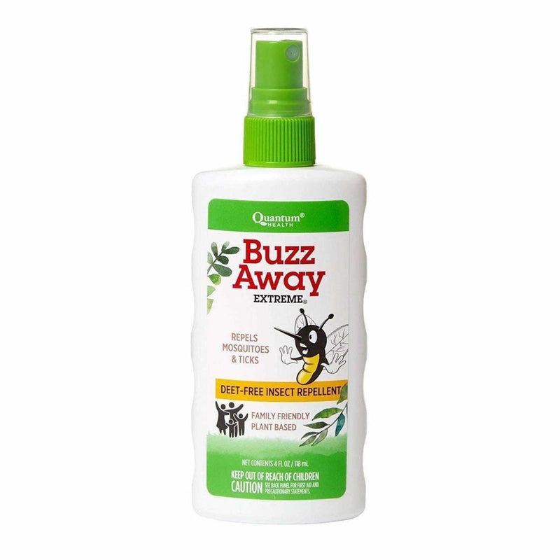 Buzz Away - Natural Insect Repellent 4 Oz