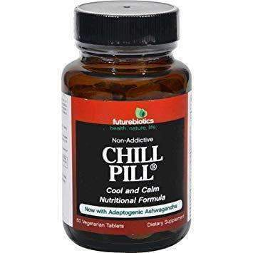 Chill Pill 60 T Vegetarian