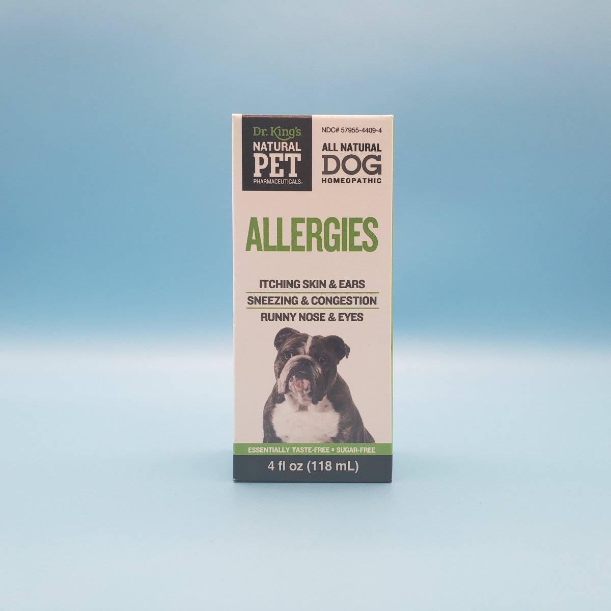Dr. Kings Medicine By King Bio - Allergies Dog - 4oz