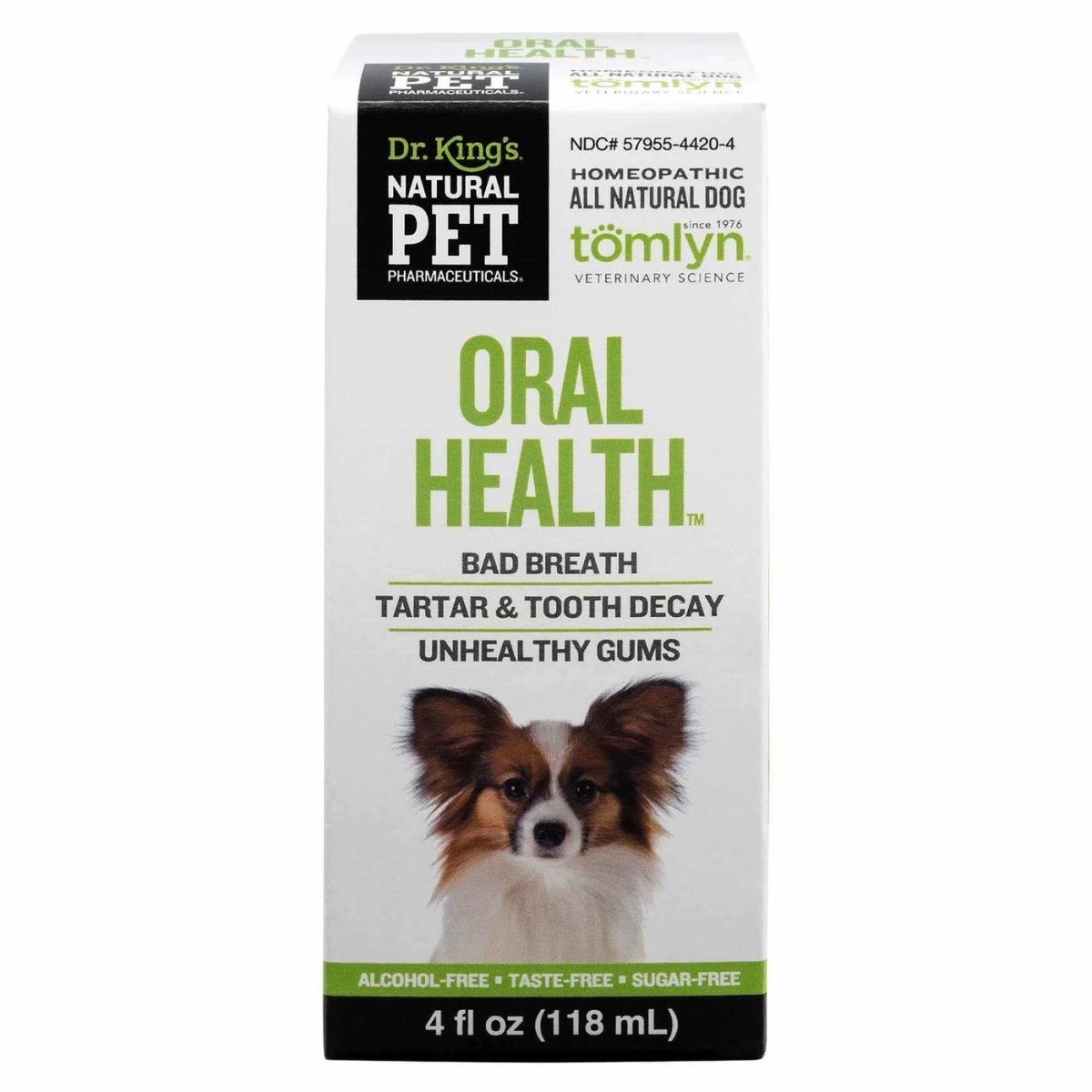 Dr. Kings Medicine By King Bio - Dog Oral Health - 4oz