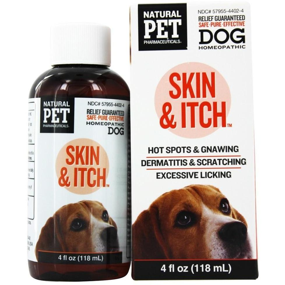Dr. Kings Medicine By King Bio - Skin & Itch Irritations Dog - 4oz