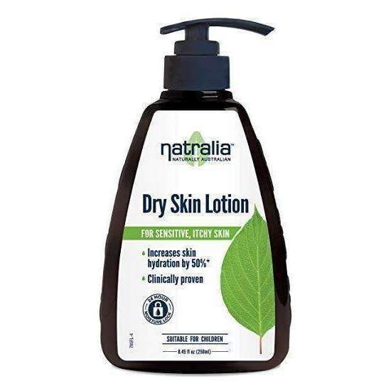 Dry Skin Lotion - For Sensitive and Itchy Skin - 8.45oz