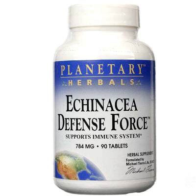 Echinacea Defense Force - 784 mg - 90 Tablets
