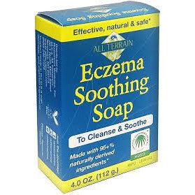 Eczema Soothing Soap 4onz