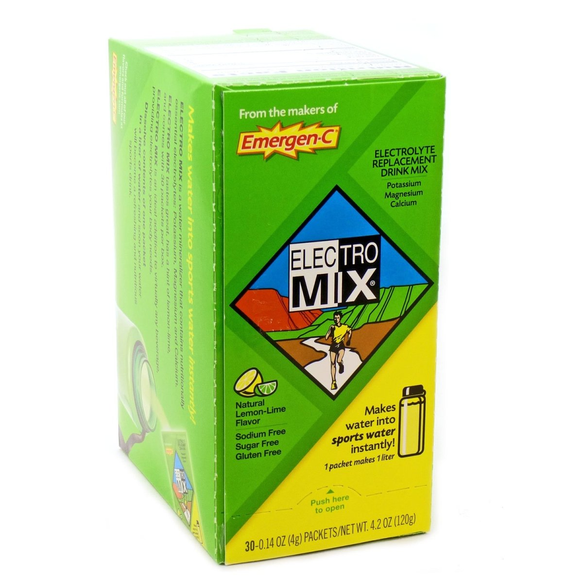ElectroMIX - Lemon-Lime - 30 Packets