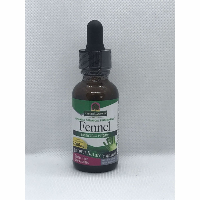 Fennel Drops - 1 Oz