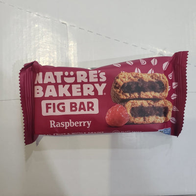 Fig Bar - Raspberry - Snack - 1 Pack 2 Bars
