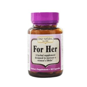 For Her - Women's Libido - 30 Capsules