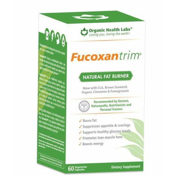 Fucoxantrim - Natural Fat Burner - 60 Vegetarian Capsules