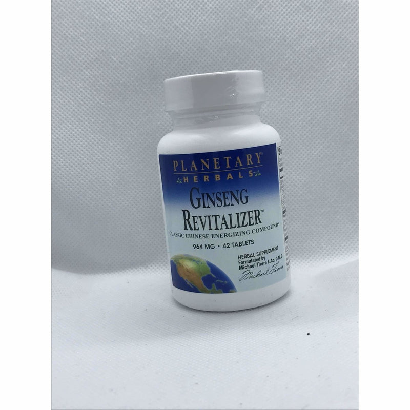 Ginseng Revitalizer 964mg 42 Tablets