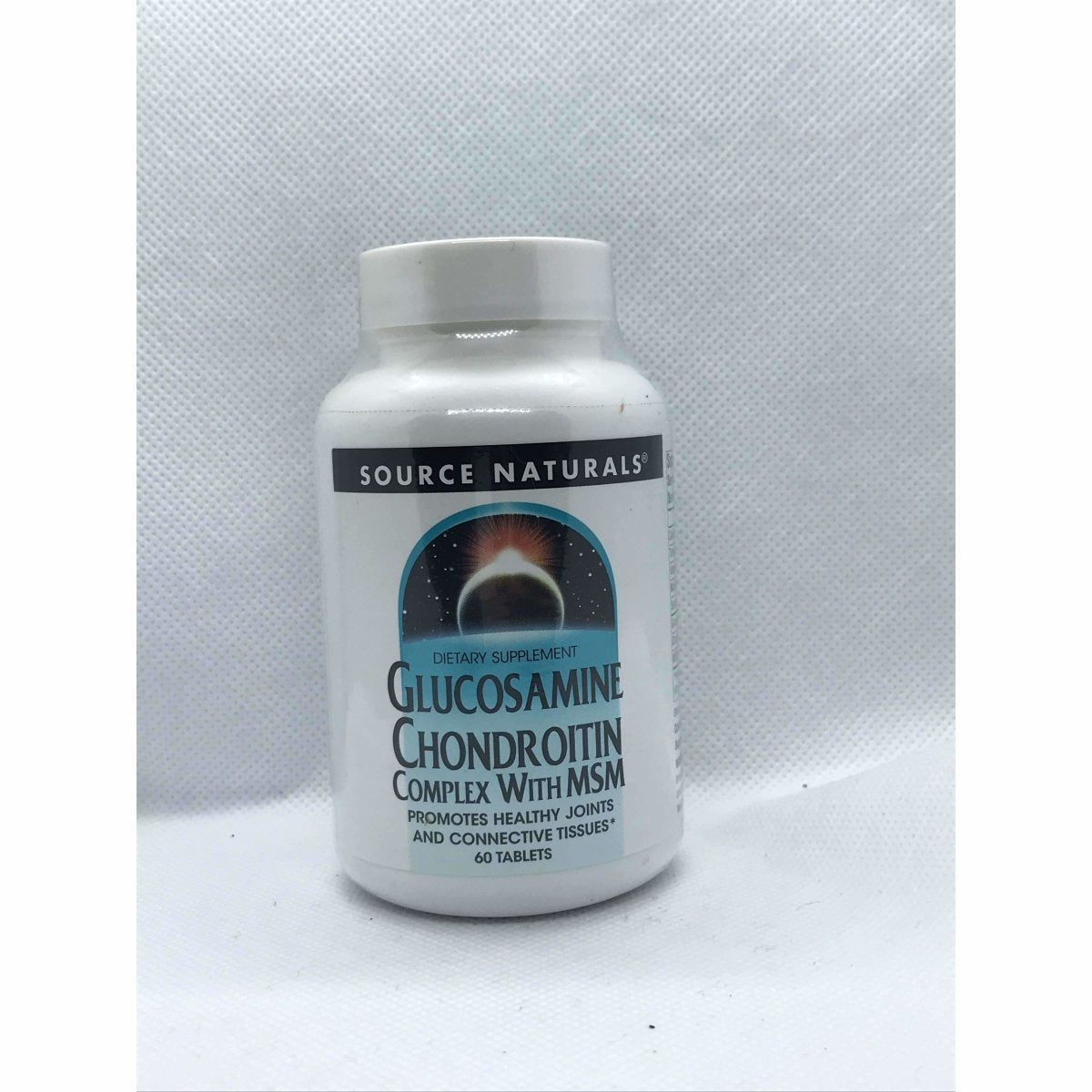 Glucosamine Chrondroitin Complex with MSM 60 Tablets