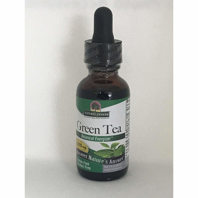 Green Tea Drops 1 Oz