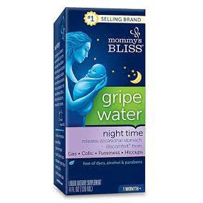 Gripe Water Night Time 4OZ
