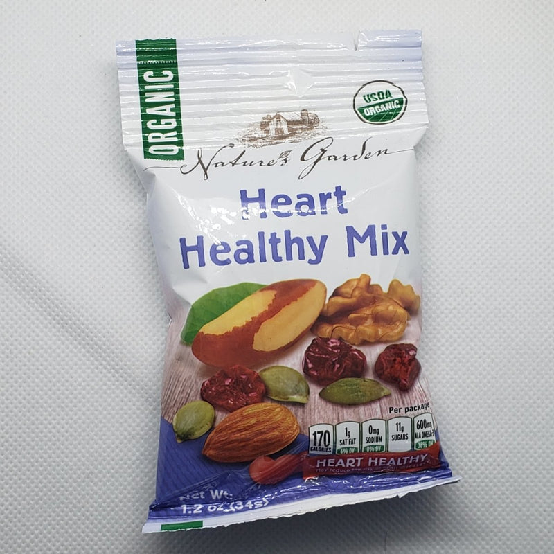 Heart Healthy Mix - Snack - 1.2oz