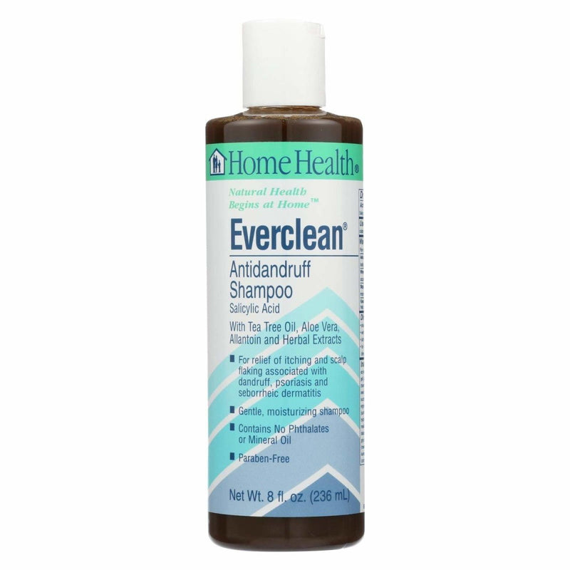 Home Health Everclean Antidandruff Shampoo -- 8 fl oz