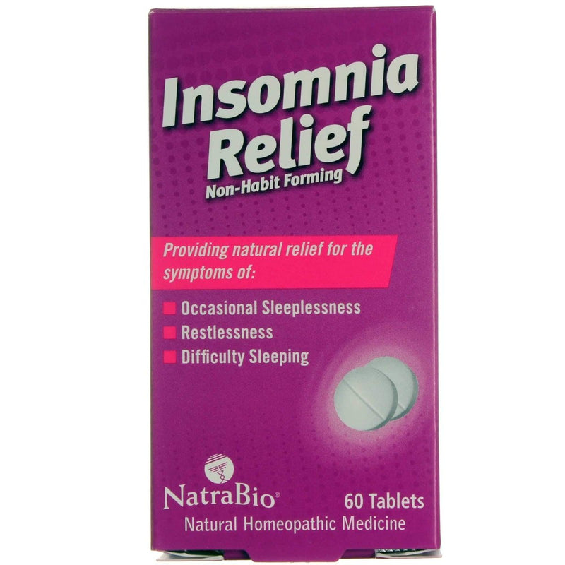 Insomnia Relief 60 Tablets