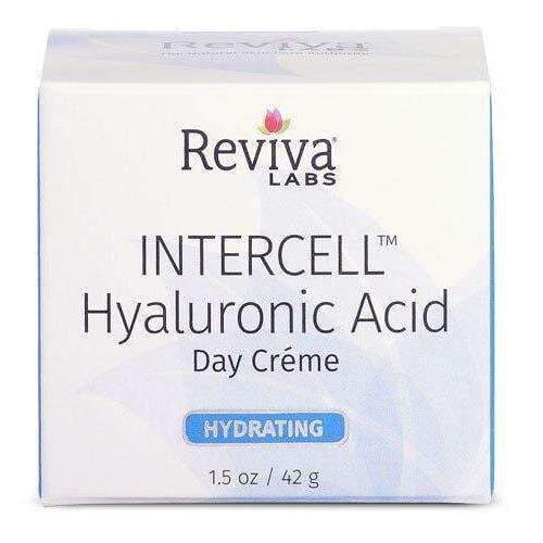 Intercell Hyaluronic Acid Day Cream Hidrating 1.5 Oz 42g