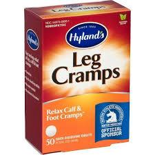 Leg Cramps Tablets 50 Tablets