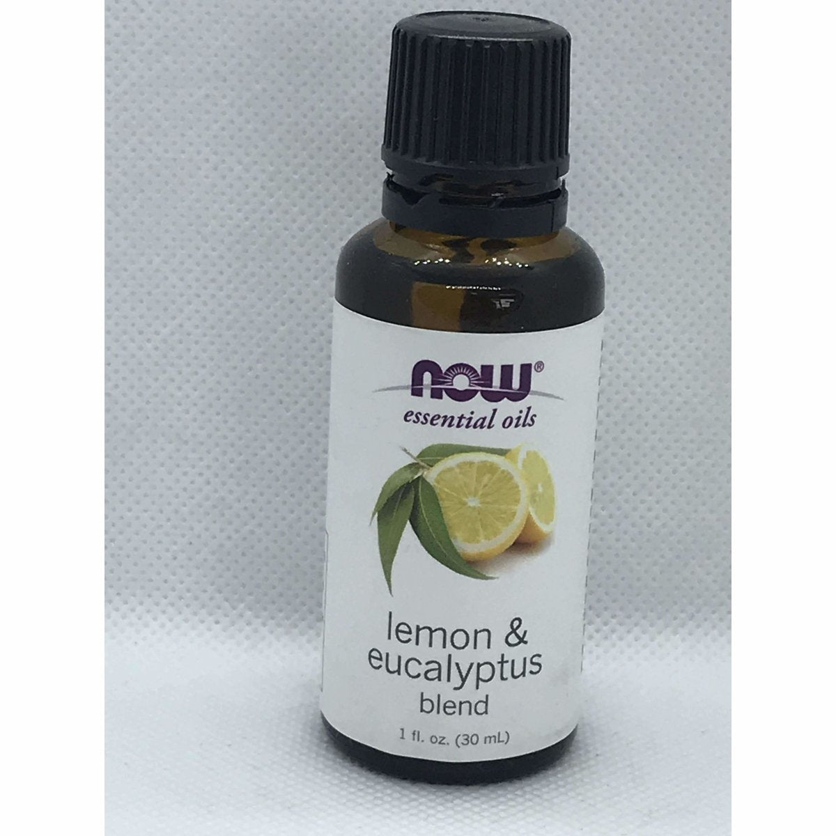 Lemon & Eucalyptus Oil 100% Pure 1 Oz