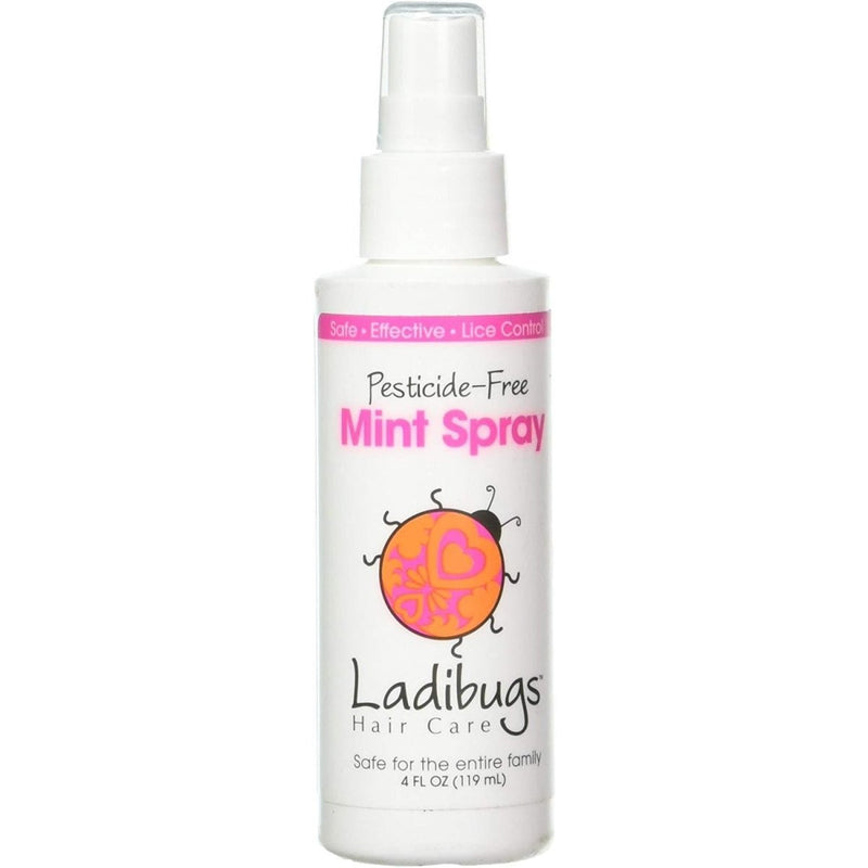 Lice Prevention Leave in Spray Mint - 4oz